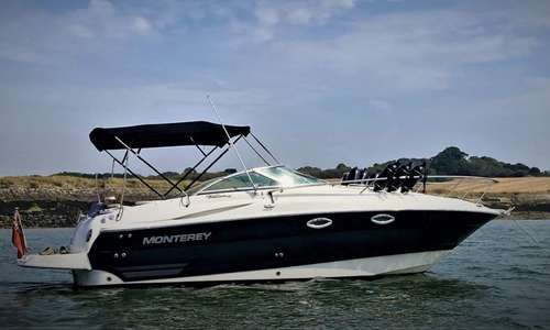 Image of Monterey 245CR for sale in United Kingdom for £39,950 Boats.co., United Kingdom