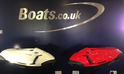 Image of Seabob F5 for sale in United Kingdom for €8,380 (£7,218) Boats.co., United Kingdom