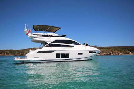 Fairline Squadron 48 for sale in Spain for €489,950 (£426,125)