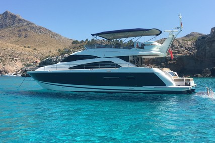 Fairline Squadron 60 for sale in Spain for £849,950