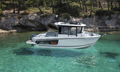 Image of Jeanneau Merry Fisher 695 Marlin for sale in United Kingdom for £65,025 Southampton, United Kingdom
