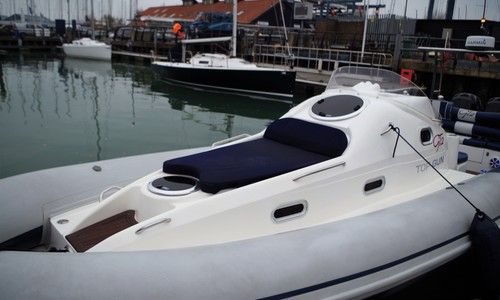 Image of Ribtec 1050 for sale in United Kingdom for £99,950 South Coast, United Kingdom