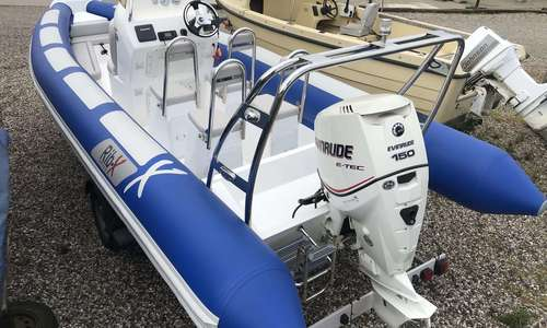 Image of Rib-X XP700 RSR for sale in United Kingdom for £24,950 Boats.co., United Kingdom