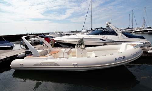 Image of Capelli Tempest 770 S for sale in United Kingdom for £42,950 Boats.co., United Kingdom
