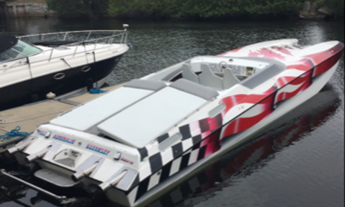 Image of Skater 46 for sale in Montenegro for £100,000 Montenegro