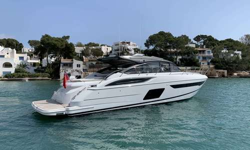 Image of Princess V58 Open for sale in Spain for £999,950 Boats.co.uk, Cala d'Or, Mallorca, Spain