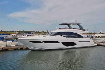 Princess F70 for sale in United Kingdom for £2,499,950