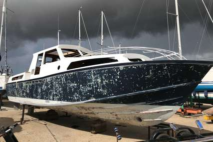 Brooke Marine Ltd 40ft Aluminium boat for sale in United Kingdom for £6,950