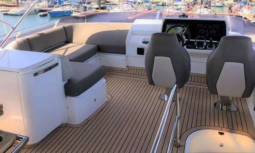 Image of Princess F49 with Seakeeper Gyro. for sale in United Kingdom for £799,950 Boats.co., United Kingdom