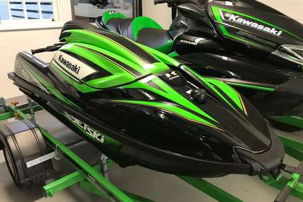 Kawasaki SXR stand up jet ski for sale in United Kingdom for £10,899