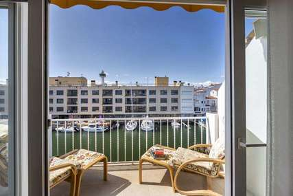 Apartment in Port Moxo Spain. 2 Bedroom with terrace for sale in Spain for €235,000 (£202,621)