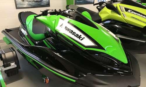 Image of Kawasaki Ultra 310R for sale in United Kingdom for £18,599 United Kingdom