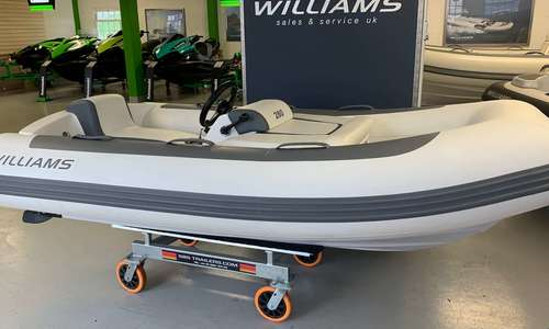 Image of Williams MINIJET 280 for sale in United Kingdom for £15,500 Boats.co., United Kingdom