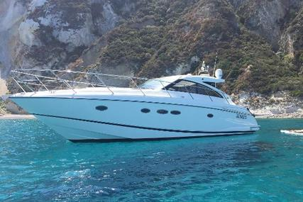Princess V45 for sale in Italy for €330,000 (£292,623)
