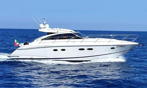 Image of Princess V45 for sale in Italy for €305,000 (£264,780) Naples, Italy