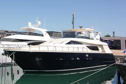 Uniesse 72 for sale in Greece for €890,000 (£766,541)