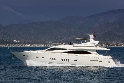 Sunseeker 90 for sale in Turkey for €1,950,000 (£1,737,024)