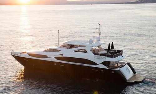 Image of Sunseeker 34 Metre Yacht for sale in France for €4,900,000 (£4,337,012) Antibes, France