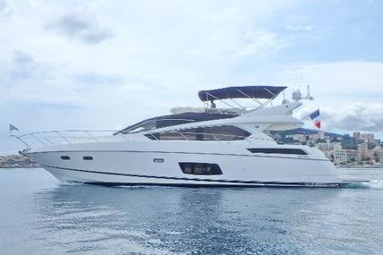 Sunseeker Manhattan 63 for sale in France for £875,000