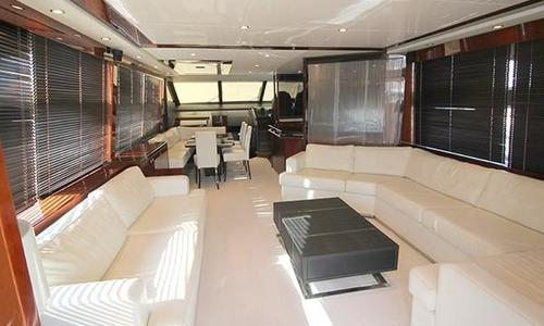 Image of Princess 72 Fly for sale in Greece for €1,500,000 (£1,335,577) ., Greece