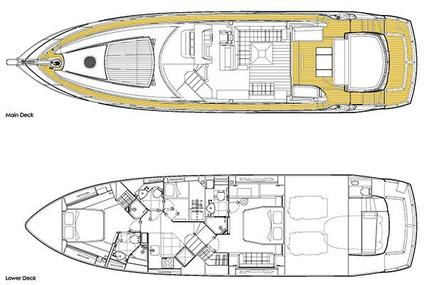 Sunseeker Predator 64 for sale in Malta for €990,000 (£849,479)