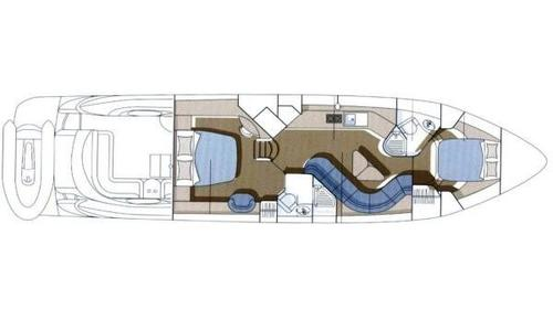 Image of Sunseeker Predator 56 for sale in France for £189,000 Napoule, France