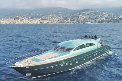 Tecnomar Velvet 35 for sale in Italy for €1,250,000 (£1,141,563)