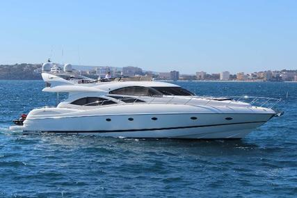 Sunseeker Manhattan 74 for sale in Spain for €485,000 (£418,370)