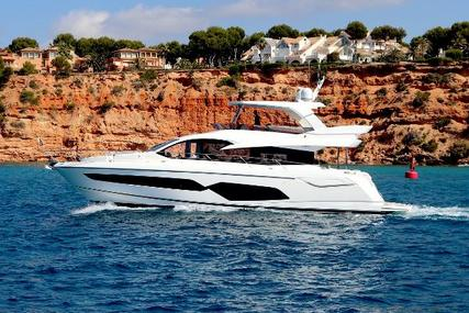 Sunseeker Manhattan 66 for sale in Spain for £1,595,000