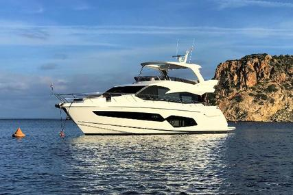 Sunseeker Manhattan 66 for sale in Spain for £1,795,000