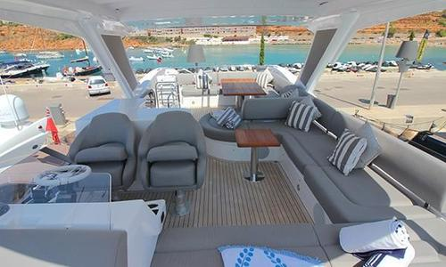 Image of Sunseeker Manhattan 66 for sale in Spain for £1,695,000 Urbanitzacio Galatzo, Spain