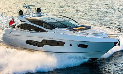 Image of Sunseeker Predator 80 for sale in France for £1,950,000 Cannes, France