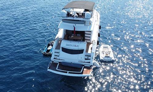 Image of Sunseeker Manhattan 63 for sale in Croatia for £995,000 Split, Croatia