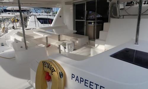 Image of Leopard 48 for sale in French Polynesia for €419,000 (£363,245) Raiatea, French Polynesia