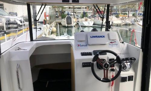 Image of Beneteau Barracuda 8 for sale in Spain for €49,000 (£42,249) Palma, Spain