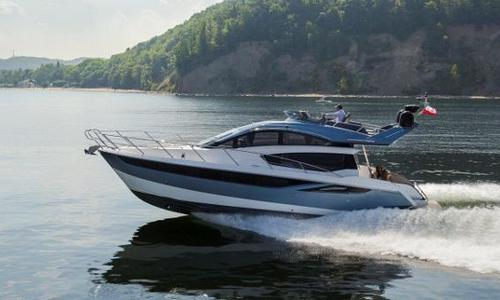Image of Galeon 430 Skydeck for sale in United Kingdom for £504,980 Southampton, United Kingdom