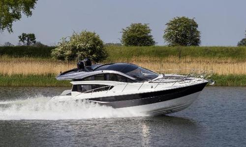 Image of Galeon 430 HTC for sale in United Kingdom for £516,240 Southampton, United Kingdom