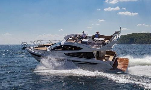 Image of Galeon 420 Fly for sale in United Kingdom for £476,375 Southampton, United Kingdom