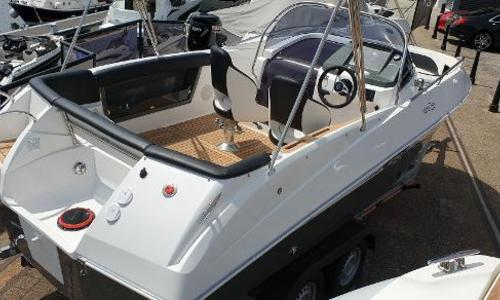 Image of Galeon GALIA 570 OPEN for sale in United Kingdom for £49,995 Southampton, United Kingdom