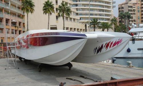 Image of Skater 46 Cat for sale in Montenegro for £100,000 Porto , Montenegro