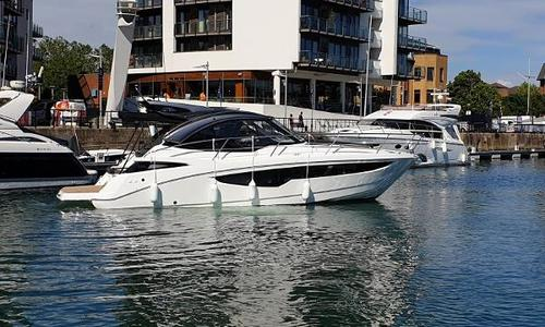 Image of Galeon 335 HTS for sale in United Kingdom for £289,995 Southampton, United Kingdom