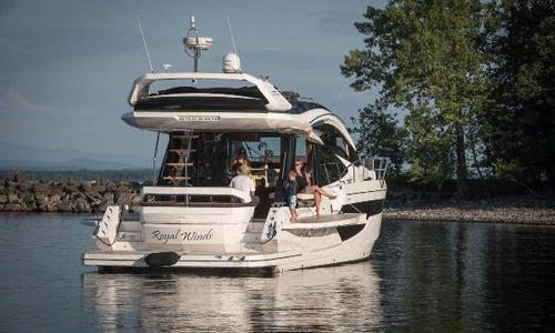 Image of Galeon 510 Skydeck for sale in United Kingdom for £821,220 Southampton, United Kingdom