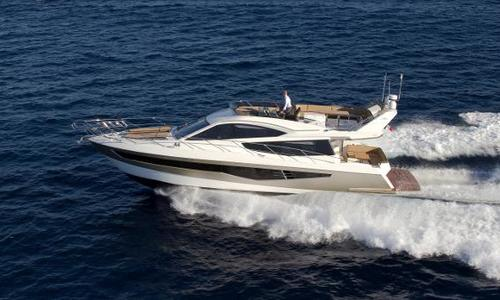 Image of Galeon 550 Fly for sale in United Kingdom for £852,350 Southampton, United Kingdom