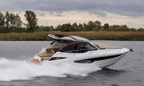 Image of Galeon 335 HTS for sale in United Kingdom for £289,825 Southampton, United Kingdom