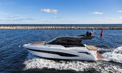 Image of Galeon 425 HTS for sale in United Kingdom for £483,990 Southampton, United Kingdom