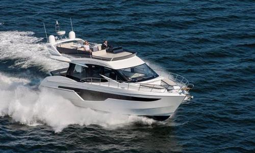 Image of Galeon 500 Fly for sale in United Kingdom for £834,370 Southampton, United Kingdom