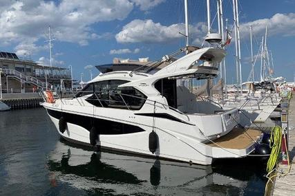 Galeon 360 Fly for sale in Poland for €290,000 (£250,160)