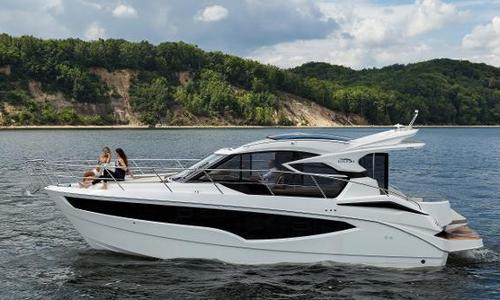 Image of Galeon 370 HTC for sale in United Kingdom for £327,435 Southampton, United Kingdom