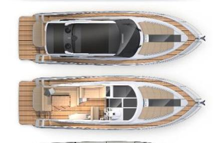 Galeon 405 HTS for sale in United Kingdom for £440,466