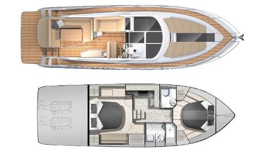 Image of Galeon 405 HTS for sale in United Kingdom for £440,466 Southampton, United Kingdom